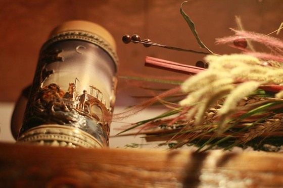 Ресторан Бир Хоф - фотография 32 - Дизайн