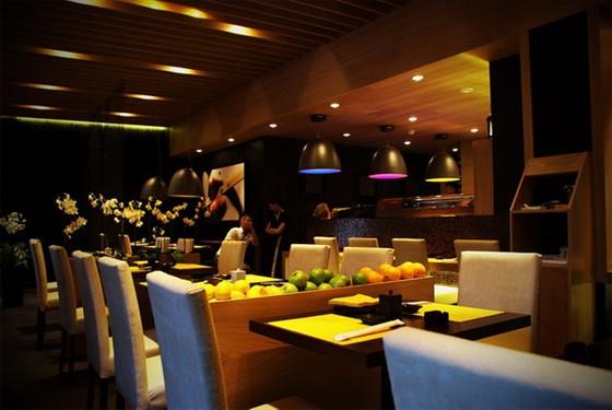 Ресторан Shu - фотография 10