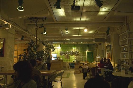 Ресторан Зеленая комната - фотография 30