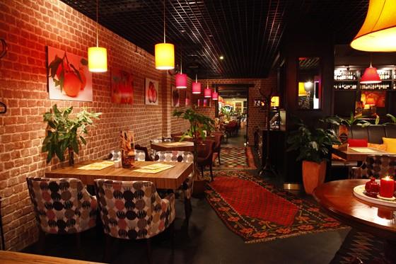 Ресторан Saperavi Café - фотография 25