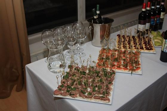 Ресторан Трикстер - фотография 7 - Дегустация 14 февраля