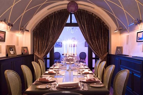 Ресторан Romanov Bar - фотография 11