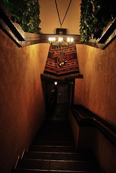 Ресторан Старый дом  - фотография 10 - Вход