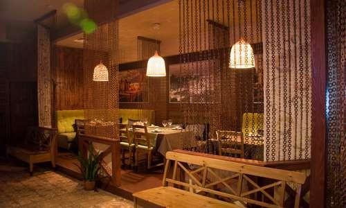 Ресторан Домашний - фотография 1 - Кальяная