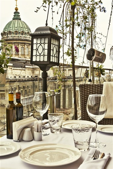 Ресторан Terrassa - фотография 15