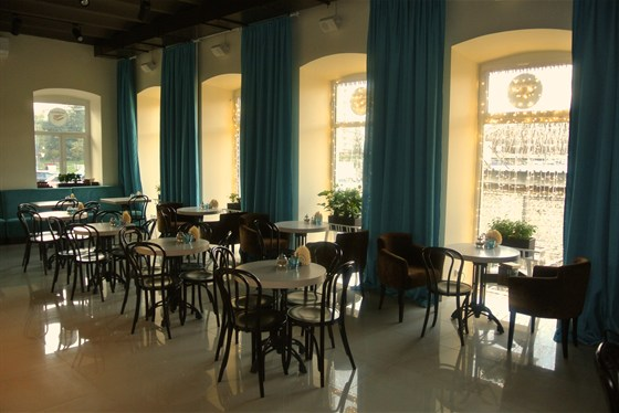Ресторан Чизкейк-хаус - фотография 2