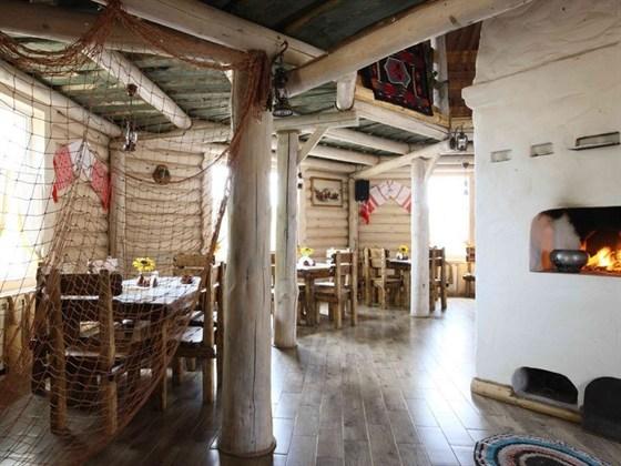 Ресторан Трапезная - фотография 7 - 1 этаж