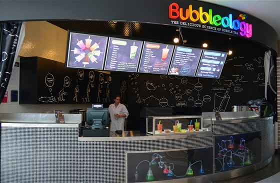Ресторан Bubbleology - фотография 3