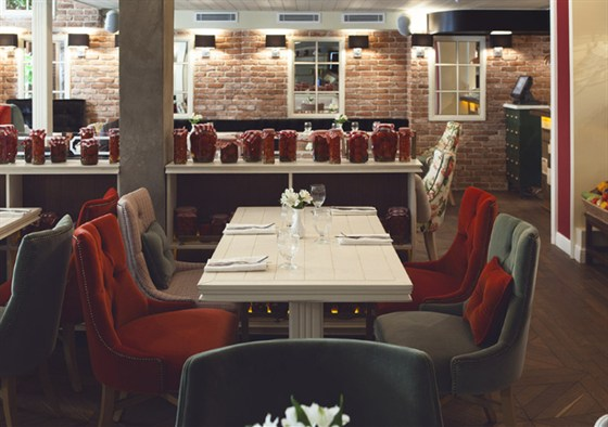 Ресторан Insolito - фотография 6