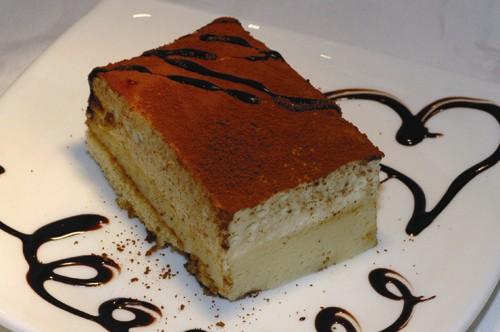 Ресторан Кофе арт - фотография 14 - Тирамису