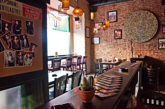 Ресторан Tequila Bar & Boom - фотография 14