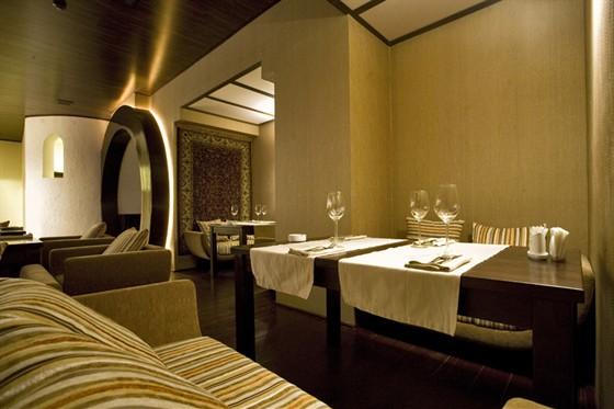 Ресторан Айва - фотография 7 - Малый зал