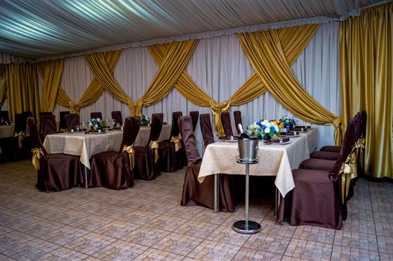 Ресторан Bellagio - фотография 9 - Зеркальный зал