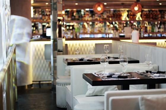 Ресторан Soholounge - фотография 8 - Soholounge bar & restaurant