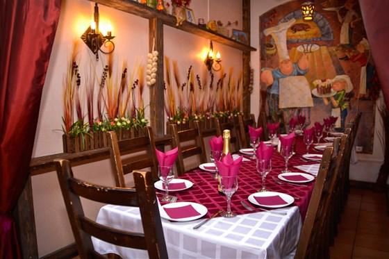 Ресторан Золотой ключик - фотография 1
