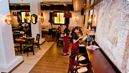 Ресторан Помидор - фотография 1
