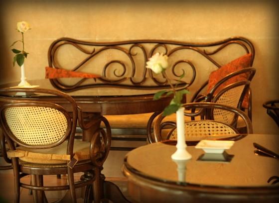 Ресторан Шантиль - фотография 2 - Кофейня
