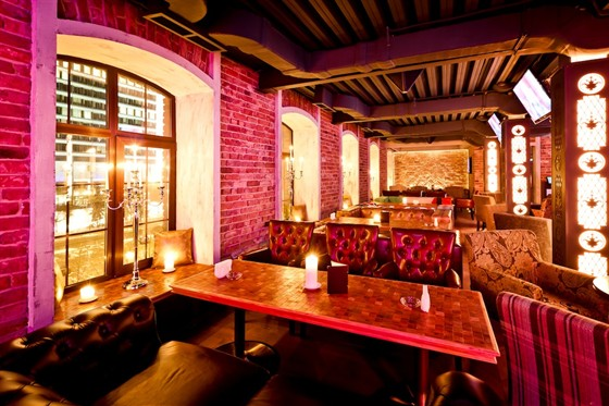 Ресторан Boom Boom Room by DJ Smash - фотография 15