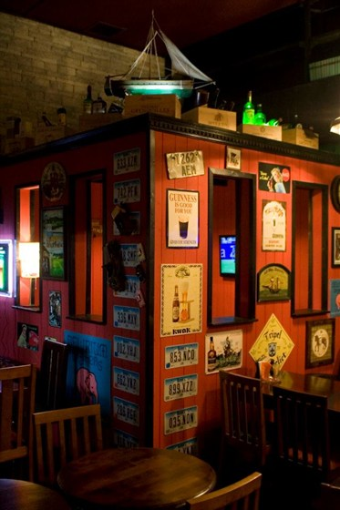 Ресторан John Gilroy's - фотография 5