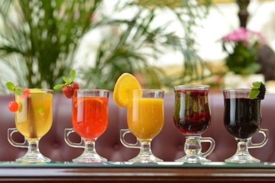 Ресторан L'altro Bosco Café - фотография 6 - Горячие напитки в сентябре — в L'Altro Bosco cafe.