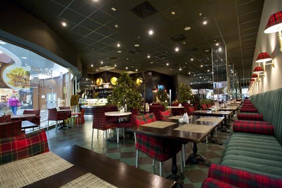 Ресторан Пралине - фотография 2 - Не курящая зона.
