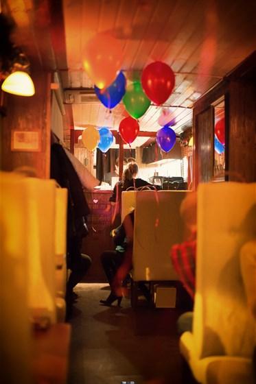 Ресторан Romantic Tram Café - фотография 1