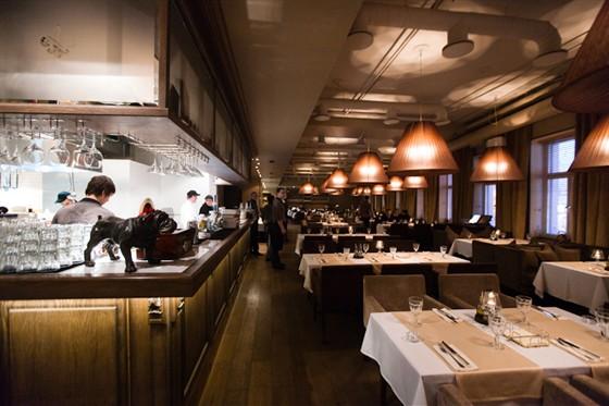 Ресторан Luciano - фотография 4