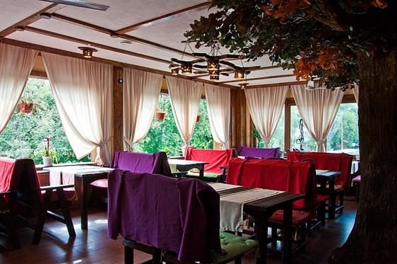 Ресторан Хамса - фотография 22