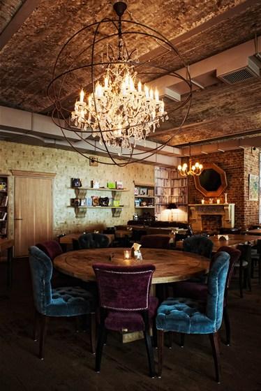 Ресторан Bookafe - фотография 2