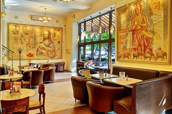 Ресторан Grand Café - фотография 10