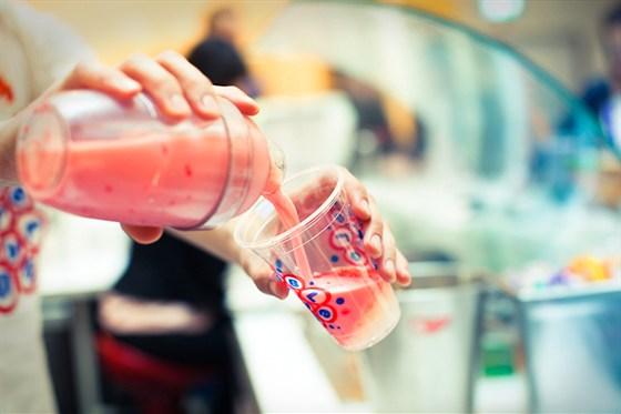 Ресторан Bubble Berry - фотография 3