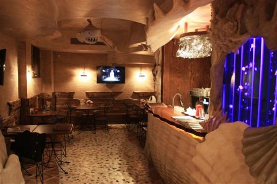Ресторан Story - фотография 1 - бар