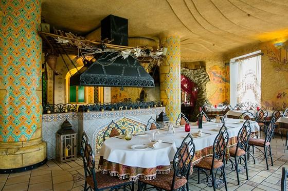 "Ресторан Караван - фотография 10 - Ресторан ""Караван"". Мангал"