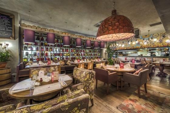 Ресторан Баклажан - фотография 10