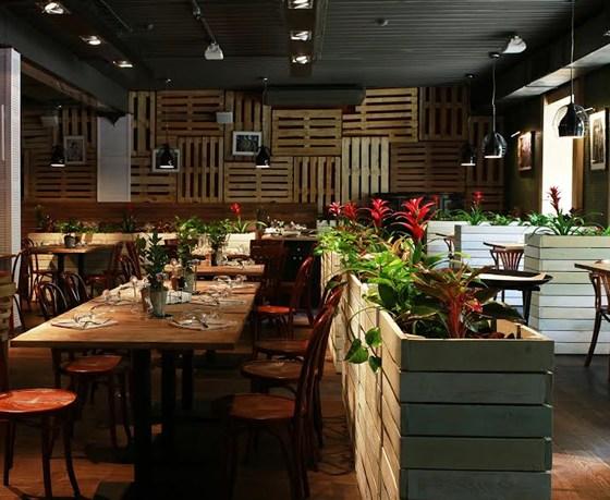 Ресторан Food & Wine - фотография 1