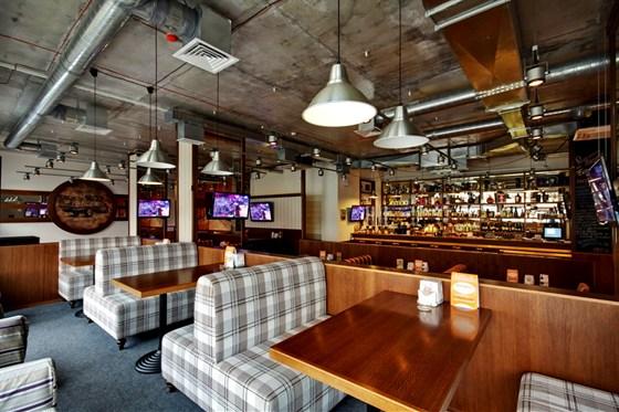 Ресторан Рулька - фотография 7