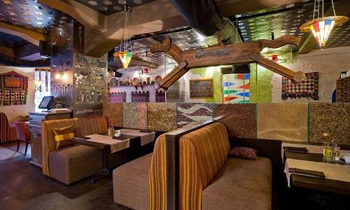 Ресторан Ош пош - фотография 6