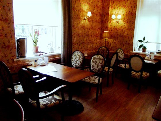 Ресторан Главкофе - фотография 12