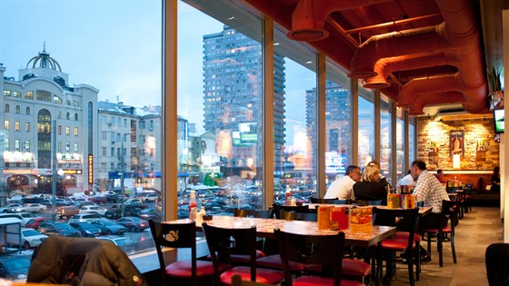 Ресторан Chili's - фотография 13