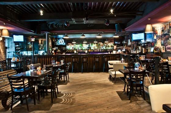 Ресторан Огонек - фотография 12