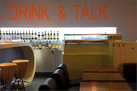 Ресторан Eat & Talk - фотография 2