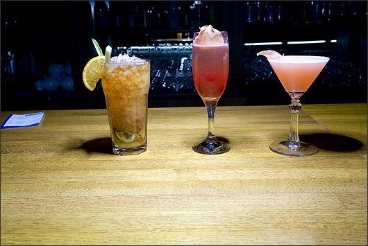 Ресторан Booze Bub - фотография 1