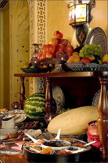 Ресторан Золотая Бухара - фотография 12