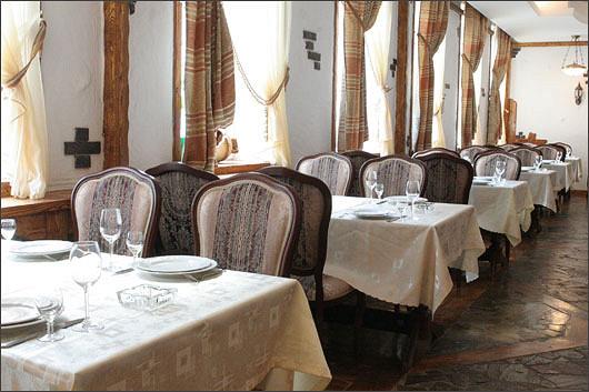 Ресторан Замоскворечье - фотография 9