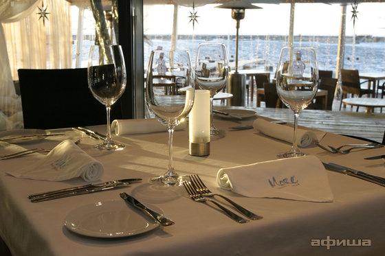 Ресторан More - фотография 7 - вид из основного зала