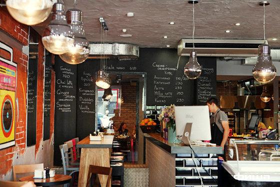 Ресторан Conversation - фотография 5