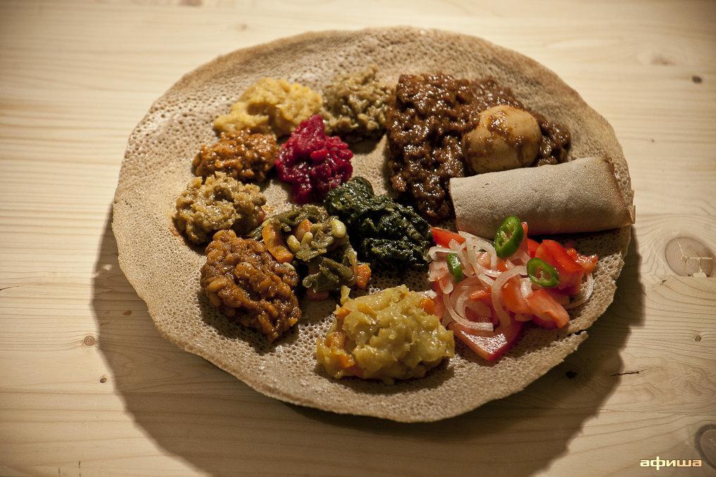 Ресторан Аддис-Абеба - фотография 9