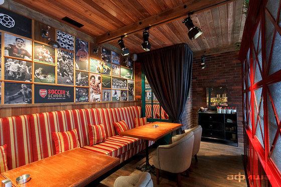 Ресторан Soccer Place - фотография 2
