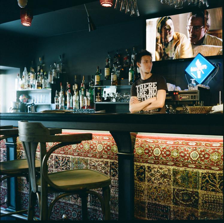 Ресторан Свитер с оленями - фотография 3