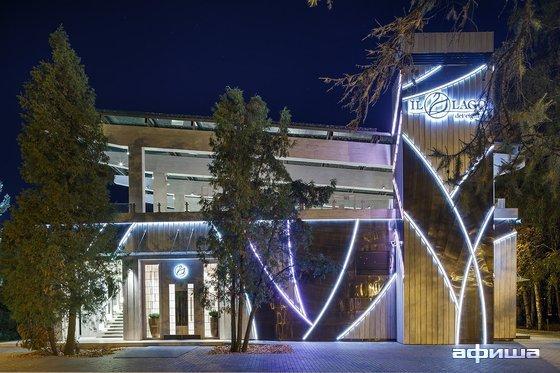 Ресторан Il lago dei cigni - фотография 33